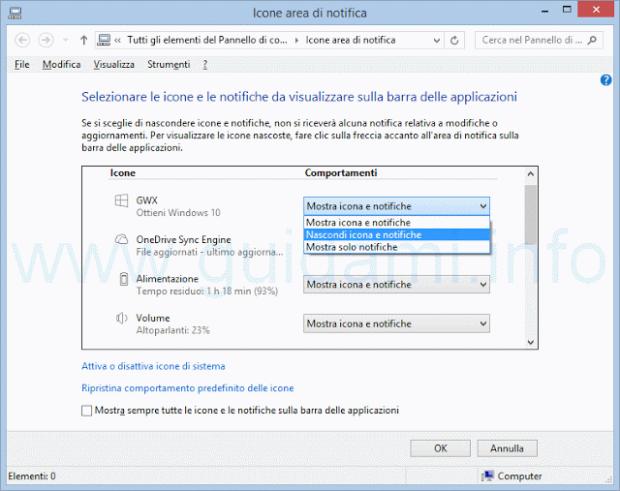 eliminare-aggiornamento-Windows10