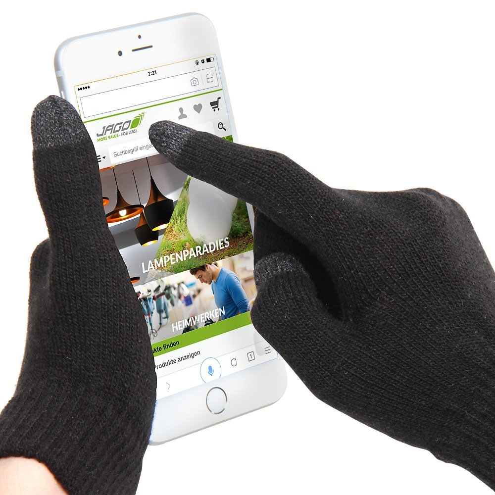 Guanti touch screen jago